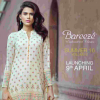 Bareeze has announced its Embroidered Classics Summer Collection 2016