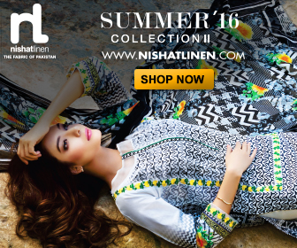 Nishat Linen Summer Collection II 2016