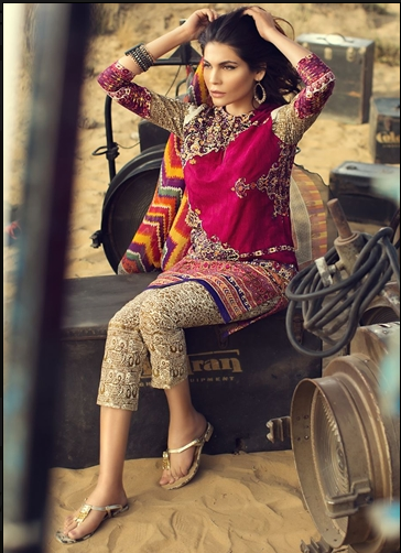 Sana Safinaz Lawn Summer Collection 2016-4
