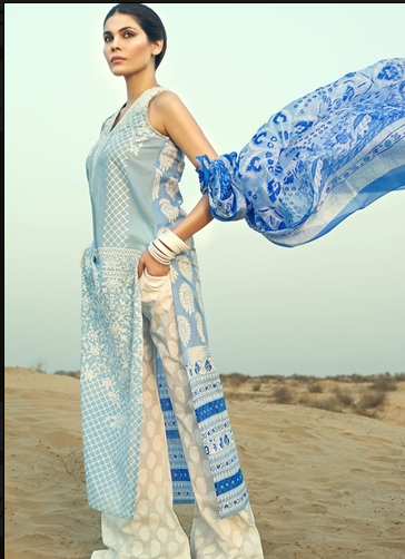 Sana Safinaz Lawn Summer Collection 2016-6
