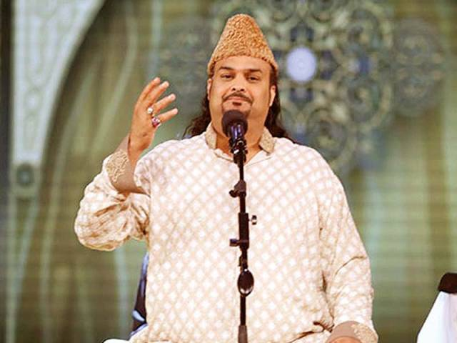 Amjad Sabri Cultural Figure Qawwali Is Proud Of Him