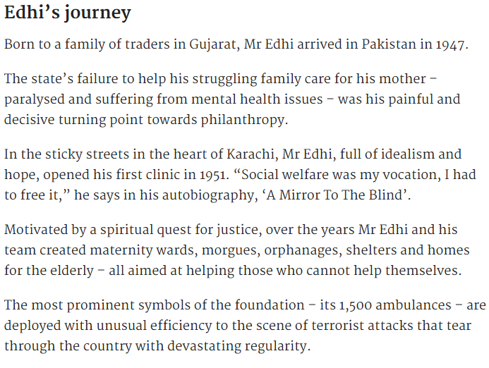 Abdul Sattar Edhi Passed Away In Karachi