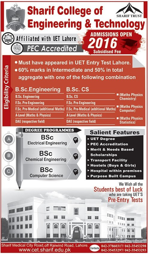 admission-in-college-affiliated-with-uet-lahore-bsc-electrical-chemical-and-computer-engineering