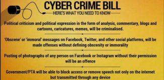 Cybercrime Law In Pakistan