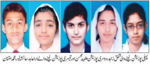 Lahore Board 10th Class Result