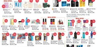 Lahore Eid Cosmetics Sale At GreenValley Premium Supermarket For Women