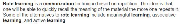 rote-memorization-learning-pakistan-disadvantages