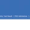 UET Lahore Answer Key Of ECAT 2017 Entry Test Keys At Online Portal