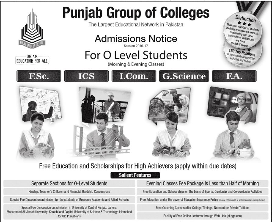 fa subjects in punjab college cheap online study