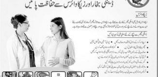 Zika Virus Dengue Fever Protection Methods In Urdu