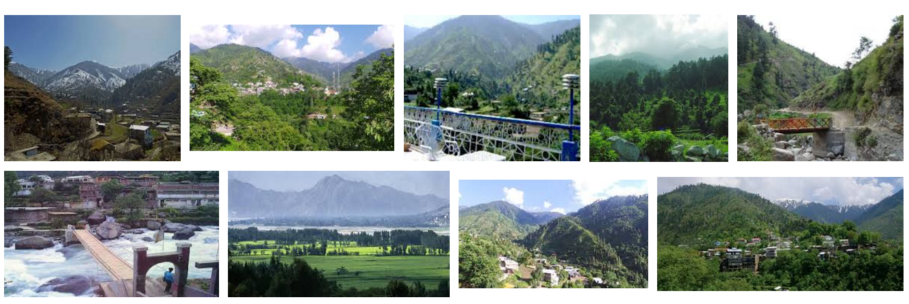 Miandam Swat Valley Map Pakistan Pictures, Hotels, Temperature,Weather