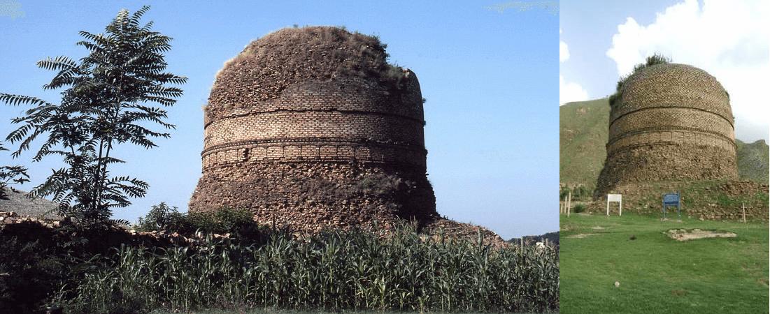 butkara-stupa