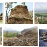 Gumbatuna Stupa Swat Valley Pakistan Archaeology