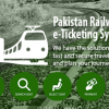 E Ticket Pakistan Railways Process Fares Payment Mobile Check SMS