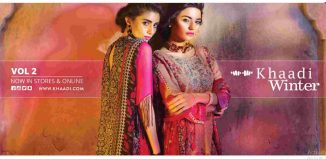 Khaadi Winter Latest Collection 2017 Volume 2 Upcoming Designs