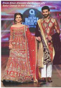 Bridal Dresses For Pakistani Wedding Latest Trends In Pakistan 2017