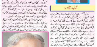 Shahbaz Sharif Ka Kisan Package View In 2017
