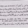 9th And 10th Class Practical Marks Distribution In Punjab Boards Exams