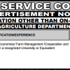 PPSC Job Assistant Research Officer Agriculture Apply Online For Written 2017