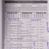 9th Class Biology Past Papers 2016 English Medium Lahore Board