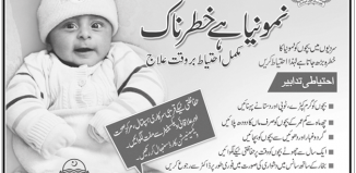 Pneumonia In Children Treatment Prevention And Control In Urdu Here