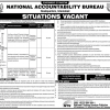 National Accountability Bureau Headquarter Islamabad Jobs 2017 NTS NAB Apply