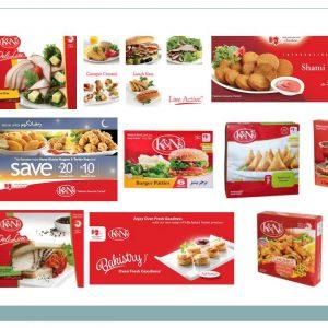 Sufi Frozen Food Price List