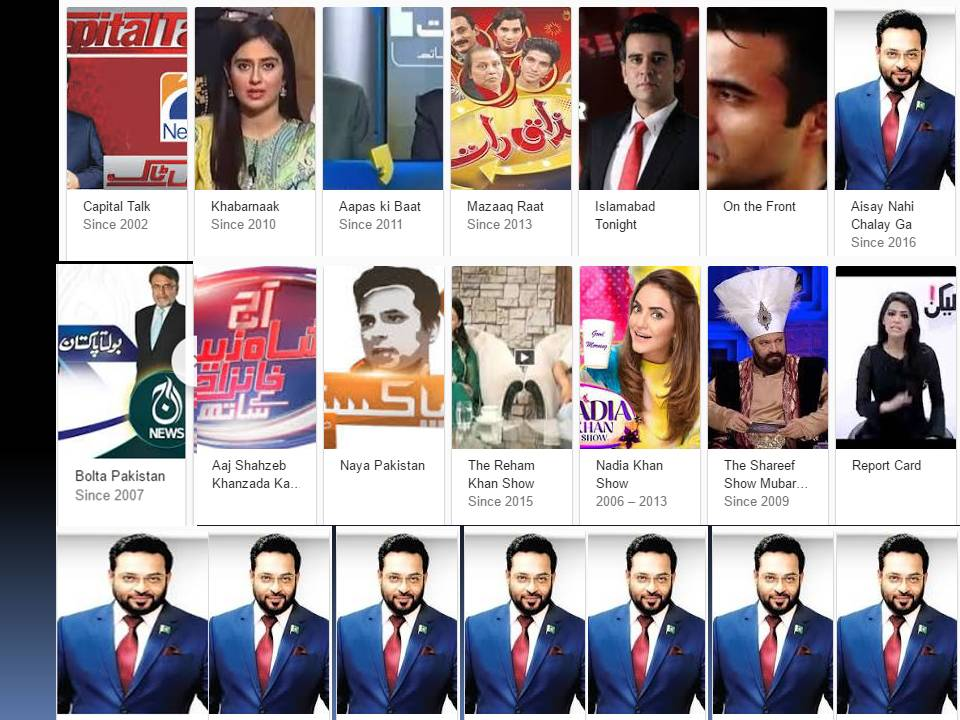 Pakistani talk shows ratings 2017 list political programs for Pakistani talk shows