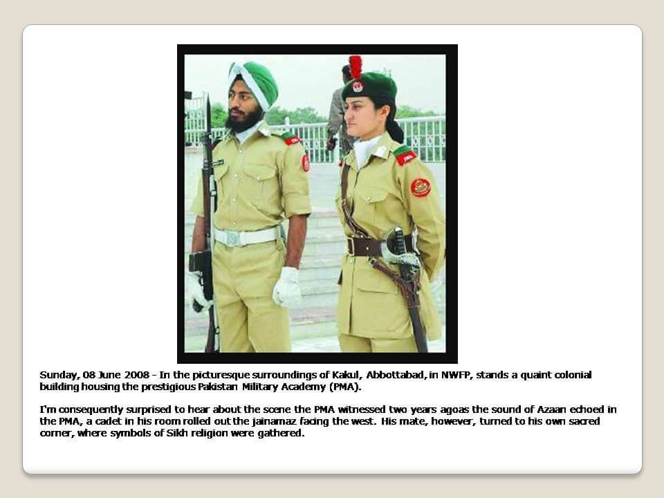 Can A Hindu Join Pakistan Army