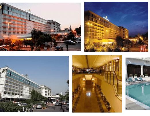 PC Hotel Lahore Wedding Per Head 2018